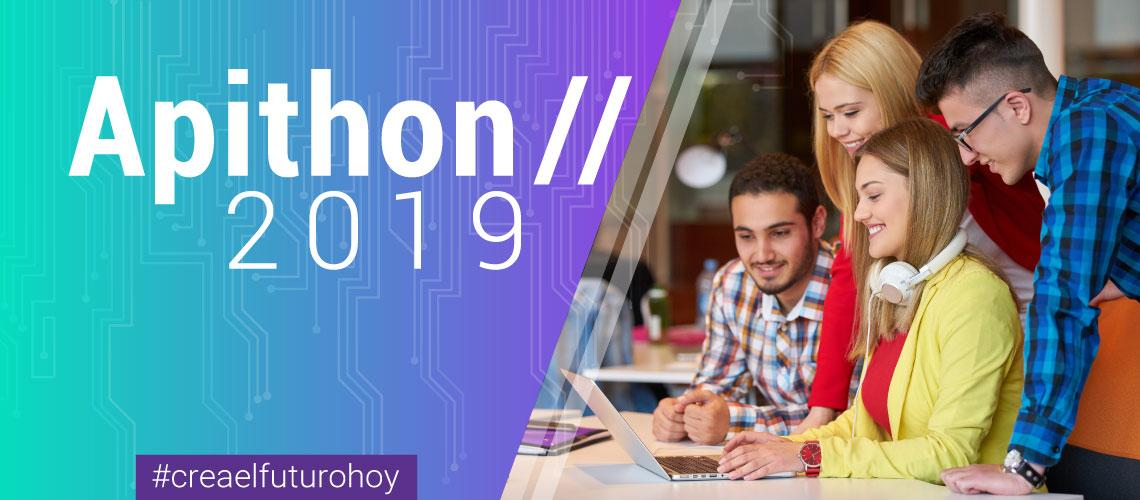 ** Apithon 2019 - Crea el futuro hoy**